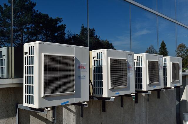 Klimatyzatory w domu, firmie, a energia z fotowoltaiki.